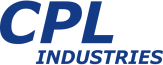 CPL Industries Logo - 5x2cm